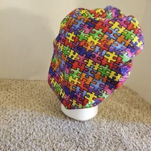 Kids  Autism bonnet